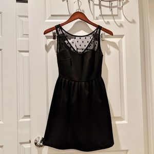 Zara LBD little black dress